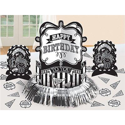 Декор-комплект на стол HB Black&White 1502-3019