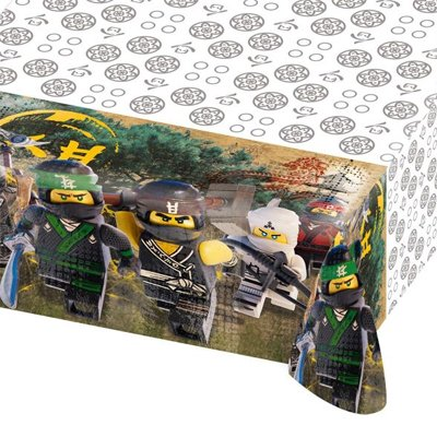 Скатерть Лего Ниндзяго, 1,2 1,8 м 1502-3308