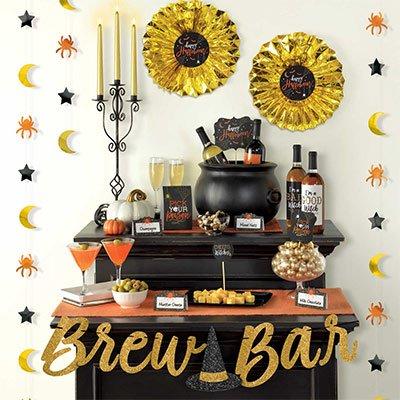 Декор сладкого стола HWN Злой Бар 1502-3631
