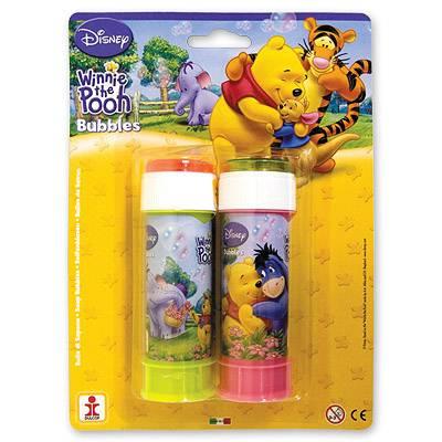 Мыл пузыри Disney Винни, 60мл 2шт 1504-0102