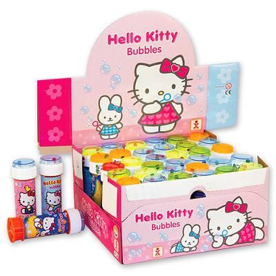 Мыльные пузыри Hello Kitty, 60 мл 1504-0220