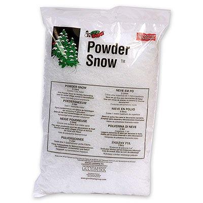 Снег Порошок белый, 3 л. 1505-0506
