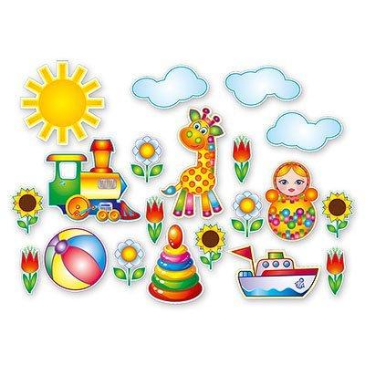 Баннер-комплект Страна игрушек, 20 штук 1505-0613