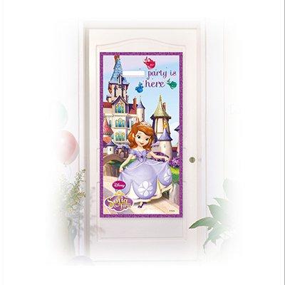 Баннер на дверь София 1505-0806