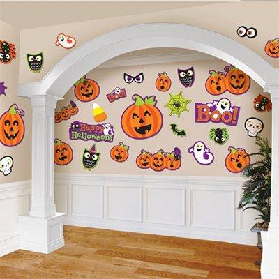 Баннер-комплект Забавный Хэллоуин, 30 шт 1505-0945
