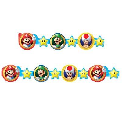 Гирлянда Супер Марио, 290 см 1505-1348