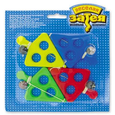 Игра лапта с шариком 4шт 1507-0293