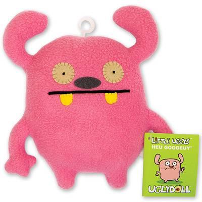 Мягкая игрушка HEU GOOGEUY, 18 см 1507-0758