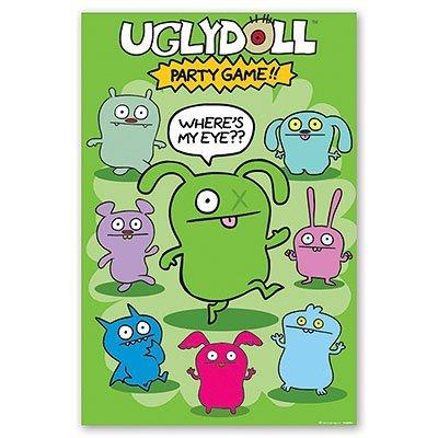 Игра с наклейками Ugly Doll 1507-0769
