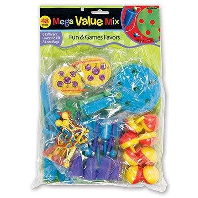 Игрушки для подарков Забавные Игры, 48 1507-0777