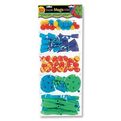 Игрушки для пиньяты Забавные Игры,100 шт 1507-0783