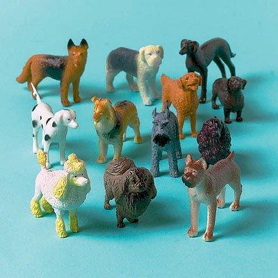 Игрушки Собаки, 12 штук 1507-0785