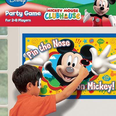 Игра с наклейками Disney Микки Маус 1507-0815