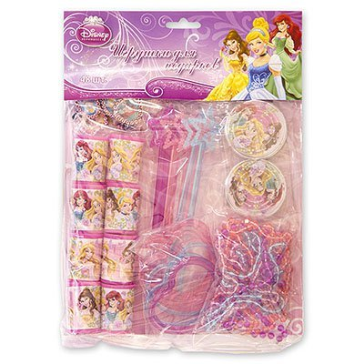 Игрушки для подарков Принцессы, 48 штук 1507-0827