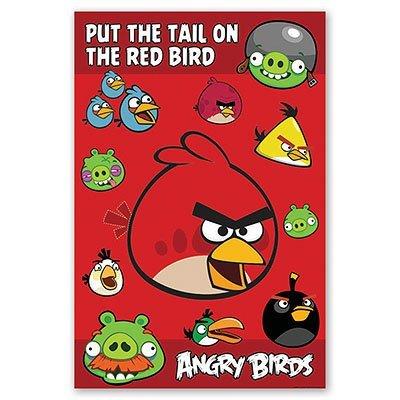 Игра с наклейками Angry Birds 1507-0872