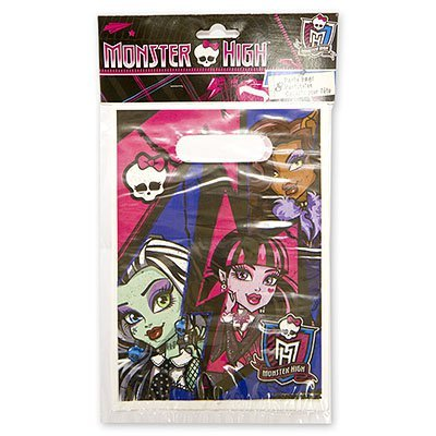 Пакеты для сувениров Monster High 1507-0878