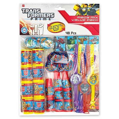 Игрушки для подарков Трансформеры, 48 шт 1507-0895