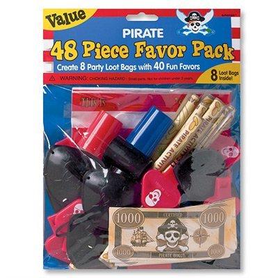 Игрушки для подарков Сундук Пиратов 1507-0986