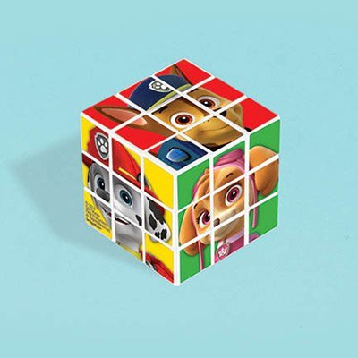 Игра-головоломка Кубик Щенячий Патруль 1507-1221