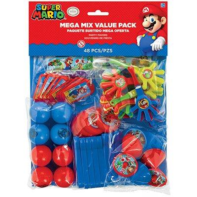 Игрушки для подарков Супер Марио, 48 шт 1507-1484
