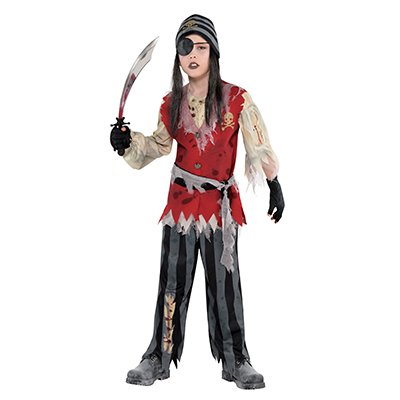 Костюм детский HWN Пират Призрак Boy, M 1508-0071