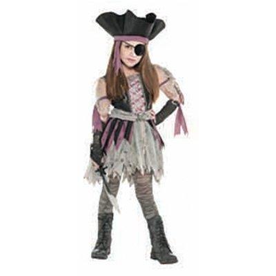 Костюм пиратки на хэллоуин, детский S 1508-0080