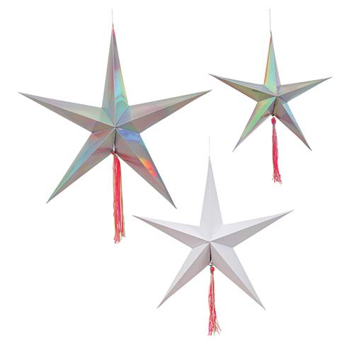 """Украшения """"Падающие звезды"""" 152947"""