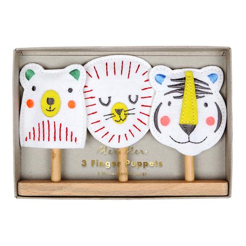 """Детские пальчиковые игрушки """"Животные"""" 155917"""