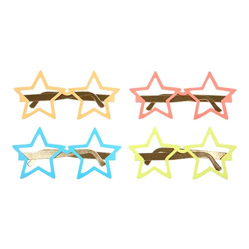 "Очки для праздника ""Звезда"", 12шт 156358"