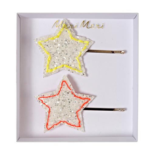 Заколки звезды для волос 156529