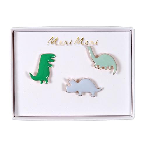 "Значки ""Динозавры"" 156556"