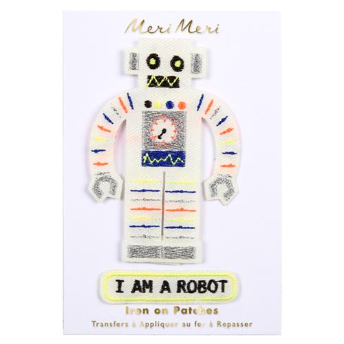 """Пэтч """"Робот"""" 173809"""