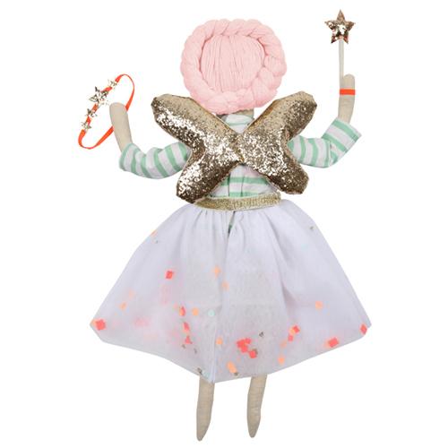 """Костюм для куклы """"Фея"""" 174871"""