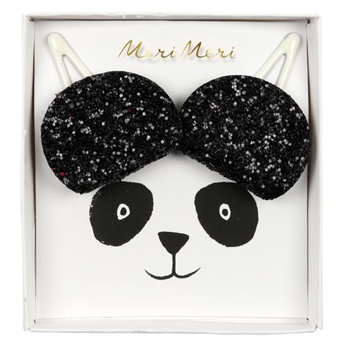 """Заколки для волос """"Ушки панды"""" 175204"""