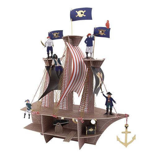 "Фигурка для декора стола ""Пираты"""