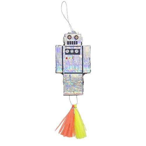 """Сувенир мини-пиньята """"Робот"""""""