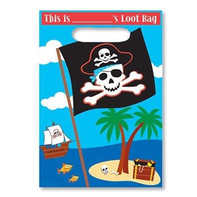 Пакеты для сувениров Пираты, 8 штук 2001-1498