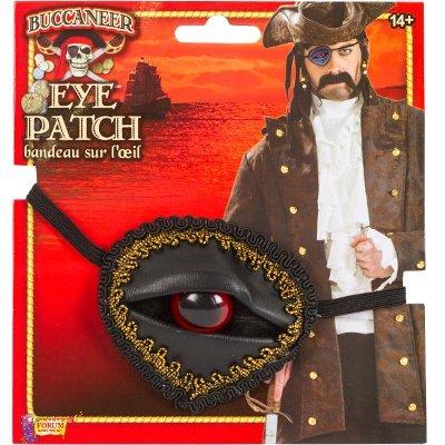 Повязка капитана с глазом 2001-6814