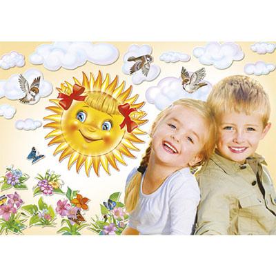Набор декораций Солнечный День 2003-0816