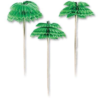 Пика для канапе Пальмы 12шт 2005-0671