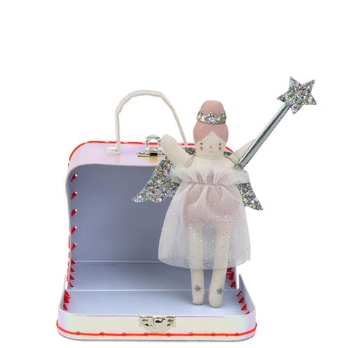 Мини-чемодан «Кукла Эви»