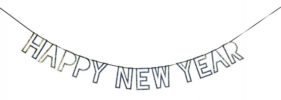 Гирлянда «Happy New Year»