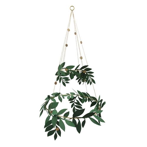 Подвеска «Праздничная листва»
