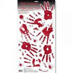 Наклейки на стену Лавка ужаса, Руки 1501-2818