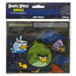 Пакеты для сувениров Angry Birds, 8 штук 1507-0802